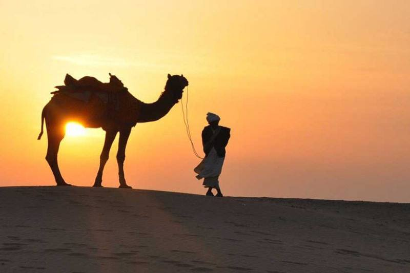 Get your best visit to Dubai desert safari