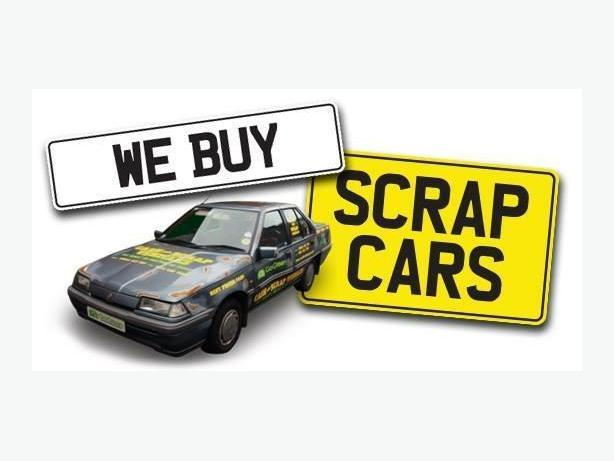 When to sell your car for scrap