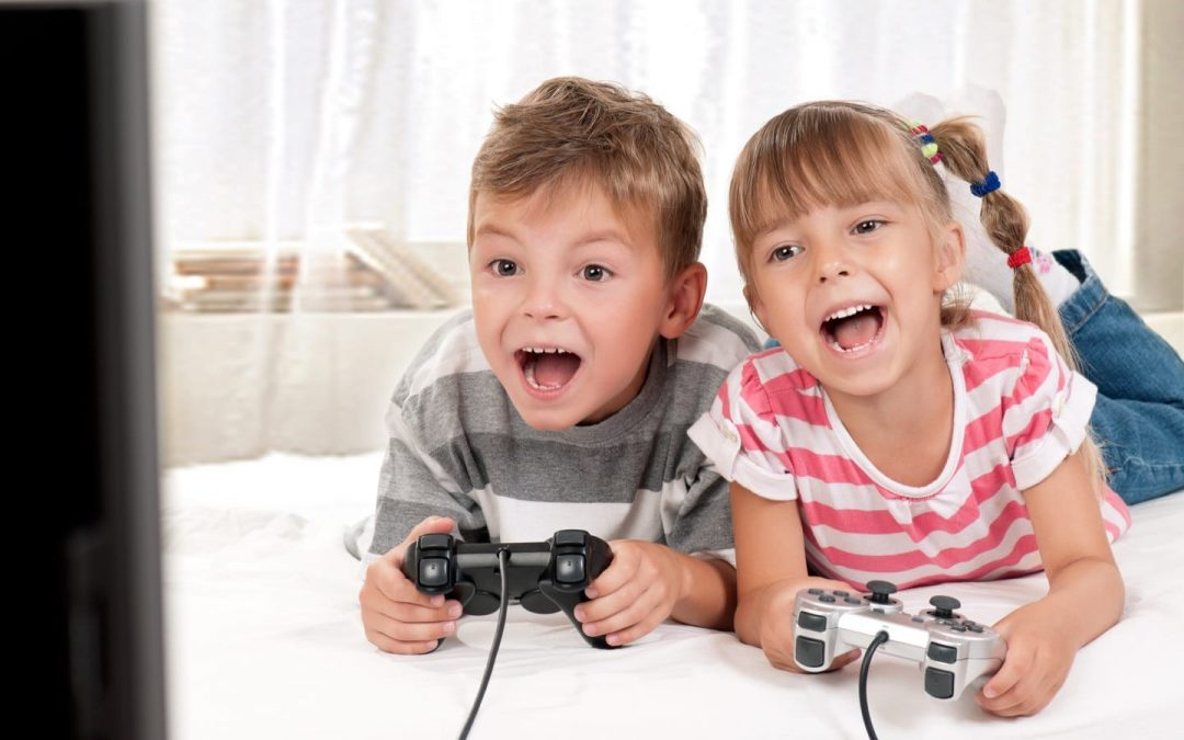 Adequacy of Online Games on Small Children