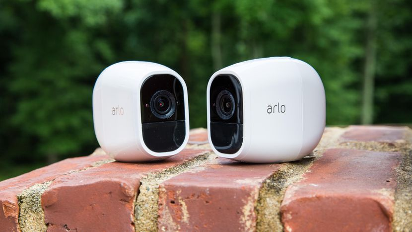 Arlo Pro Wireless Security Cameras for Your Home