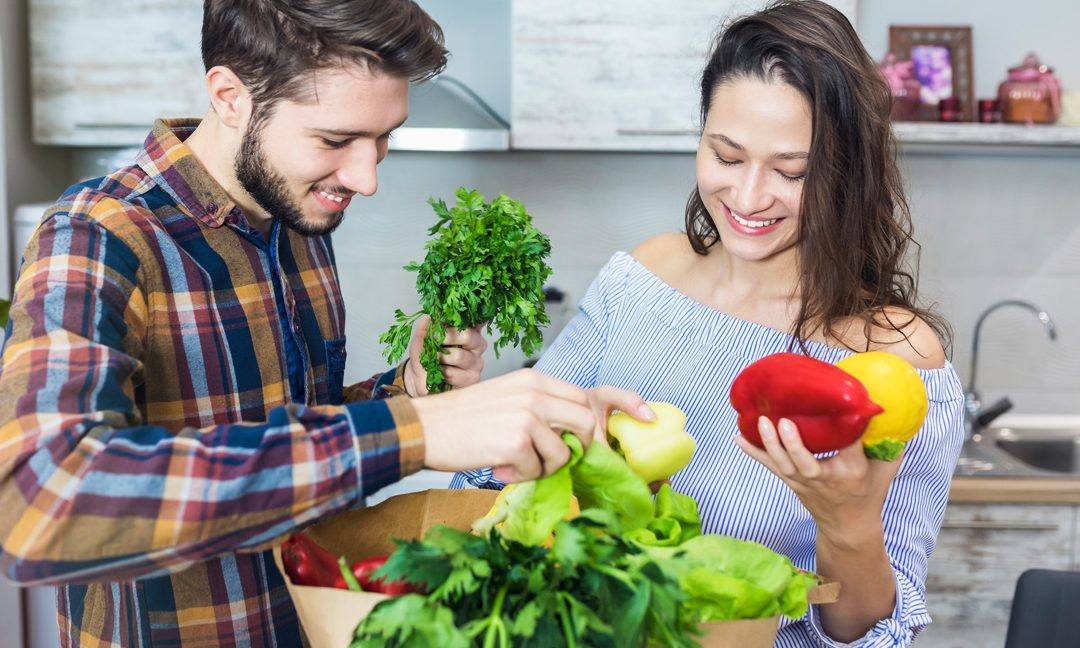 Shop the Right Way To Get Your Family Into The Habit Of Eating Healthy