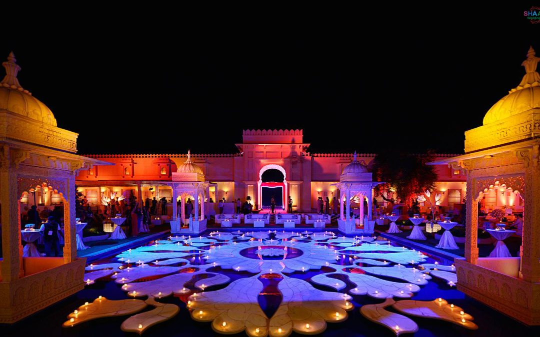 Wedding Destination In Rajasthan