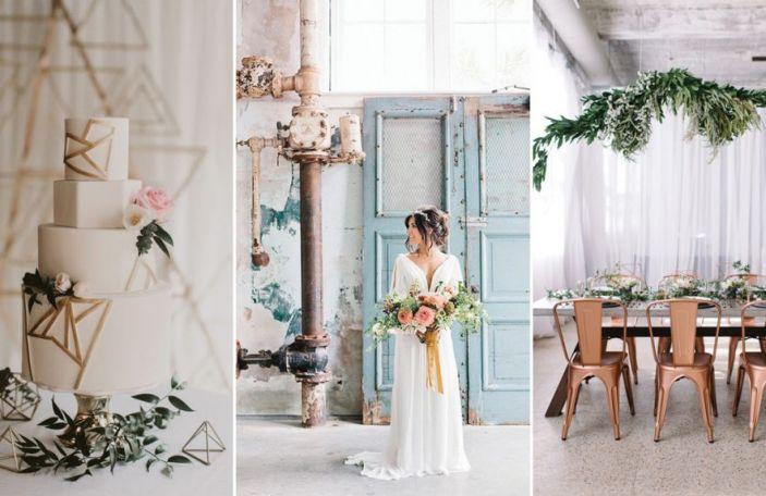 Five Unique Wedding Ideas