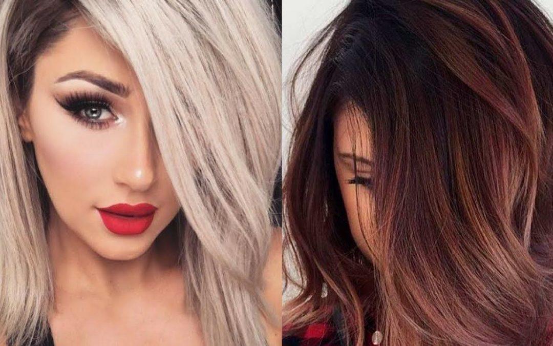 Fall Winter Hair Trends Report 2019: Trendiest Colors