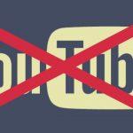 YouTube Banned Theforbiz