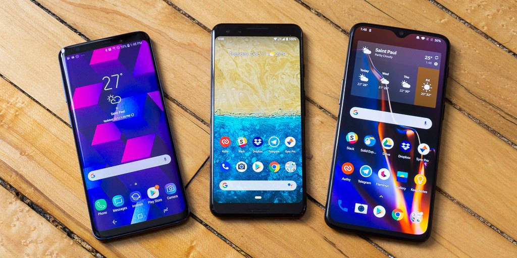 Features to look when you are going to choose New Android Phones