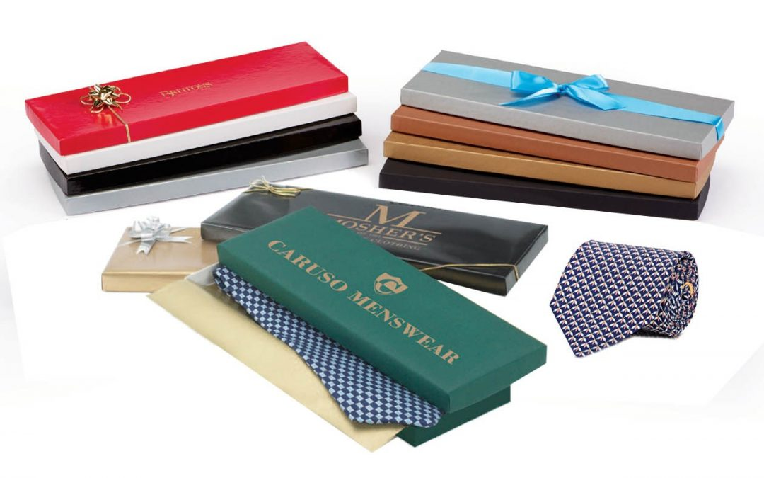Buy custom tie boxes of your own choice From RSF Packaging