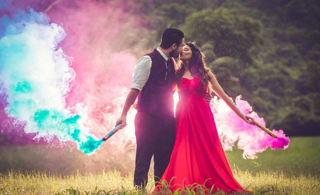 Places In and Around Delhi for Pre-Wedding Shoot: