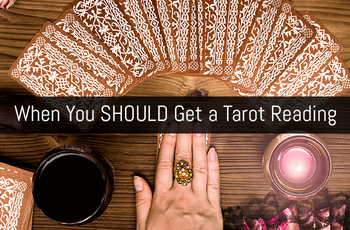 When Should You Get a Free Tarot Reading?