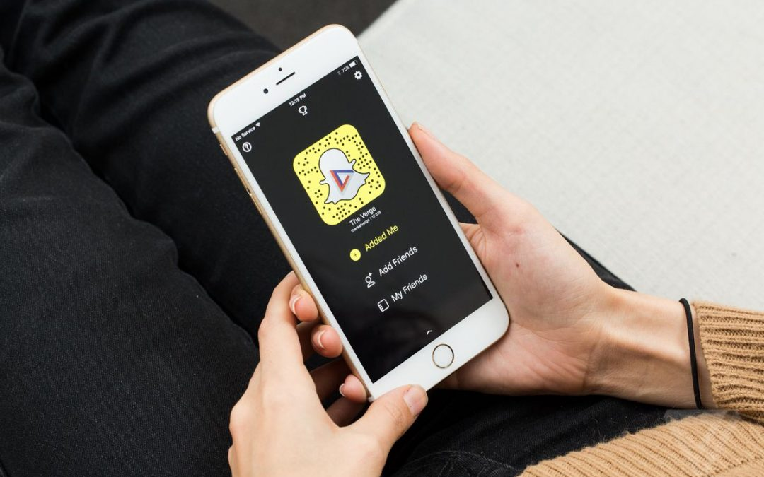 Snapchat Screen Recorder to Spy on Kids & Employees Wasting Time on Status Updates
