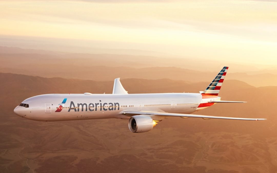 Have your choice of American Airlines?