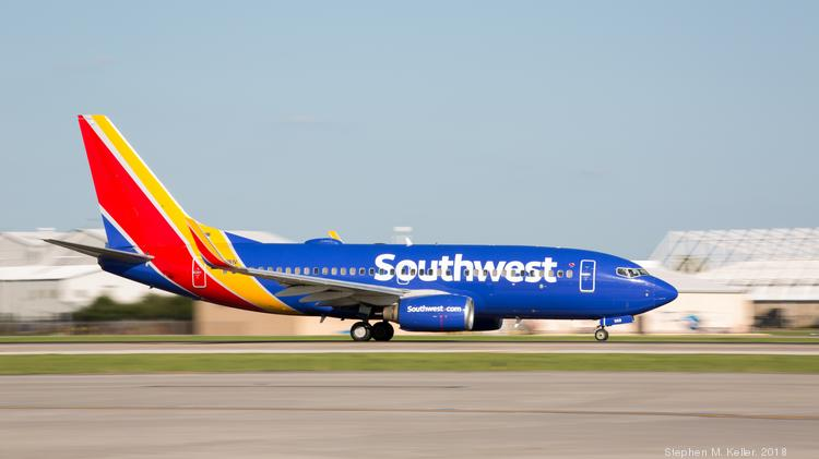 How might I get bookings for Southwest aircraft?