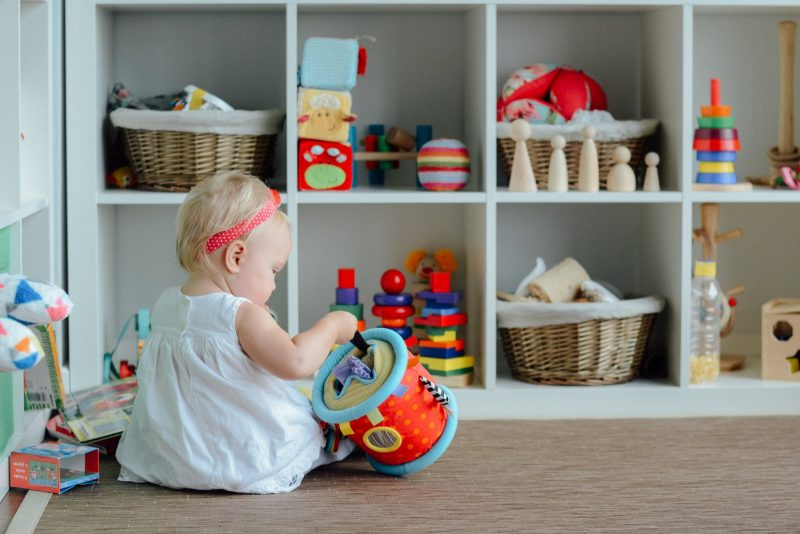 7 Simple Ways to Keep Your Kid's Toys from Taking over Your Home