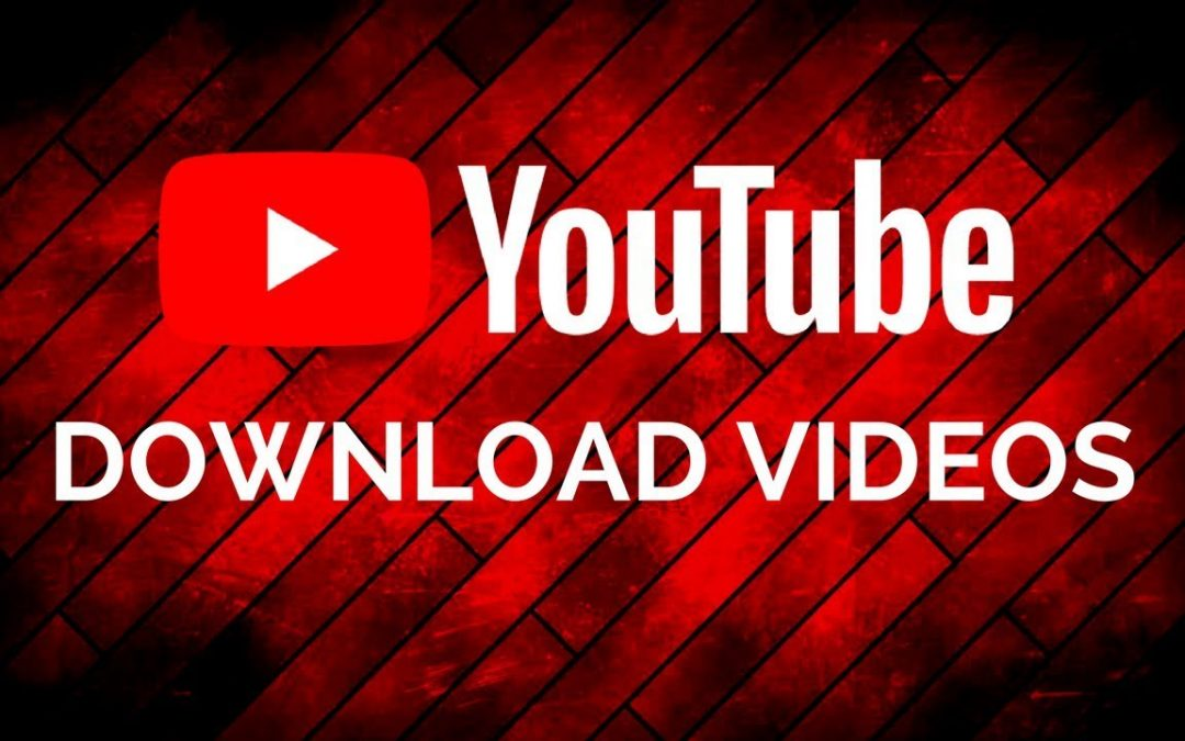 Some ways to download YouTube videos