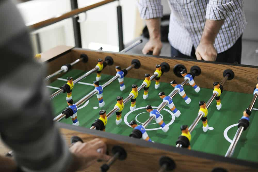 How to Play Foosball (Quick Learner's Guide)