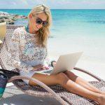 Work Remotely And Travel Theforbiz
