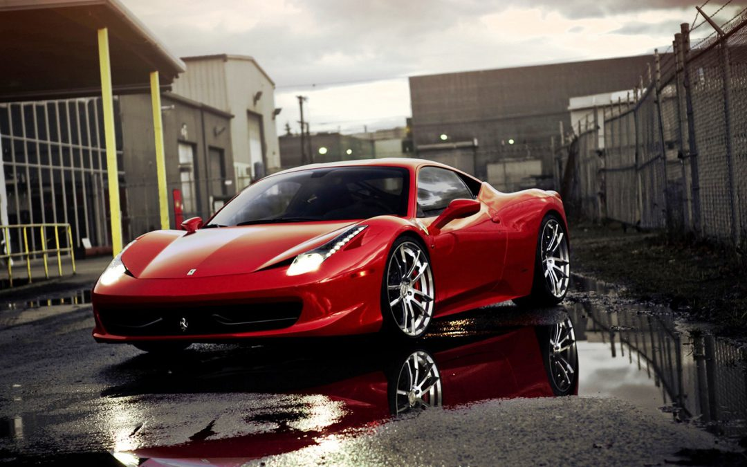 Feel the Rush, Not the budget – Ride a Ferrari for Rent