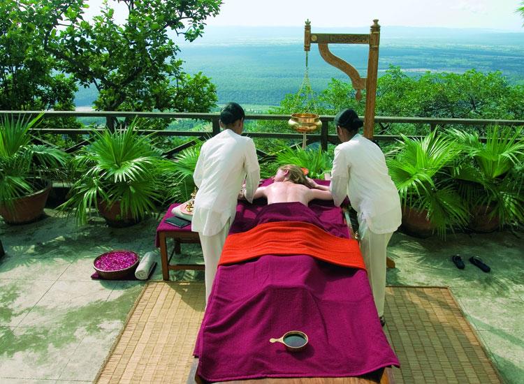 Relaxing Ayurveda Holiday Theforbiz