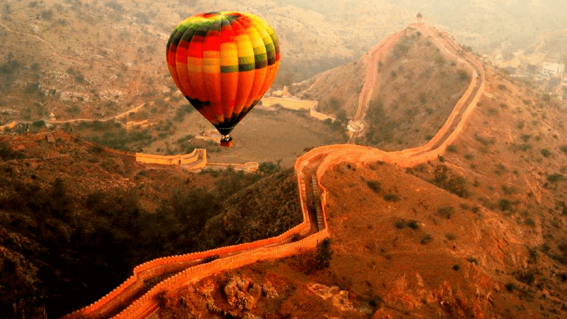 Hot-Air Balloon theforbiz