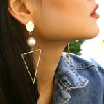 How to Style Geometric Shaped Jewelry?