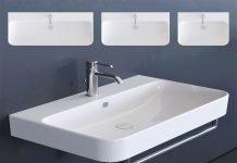 Modern Wall Hung Washbasins Theforbiz