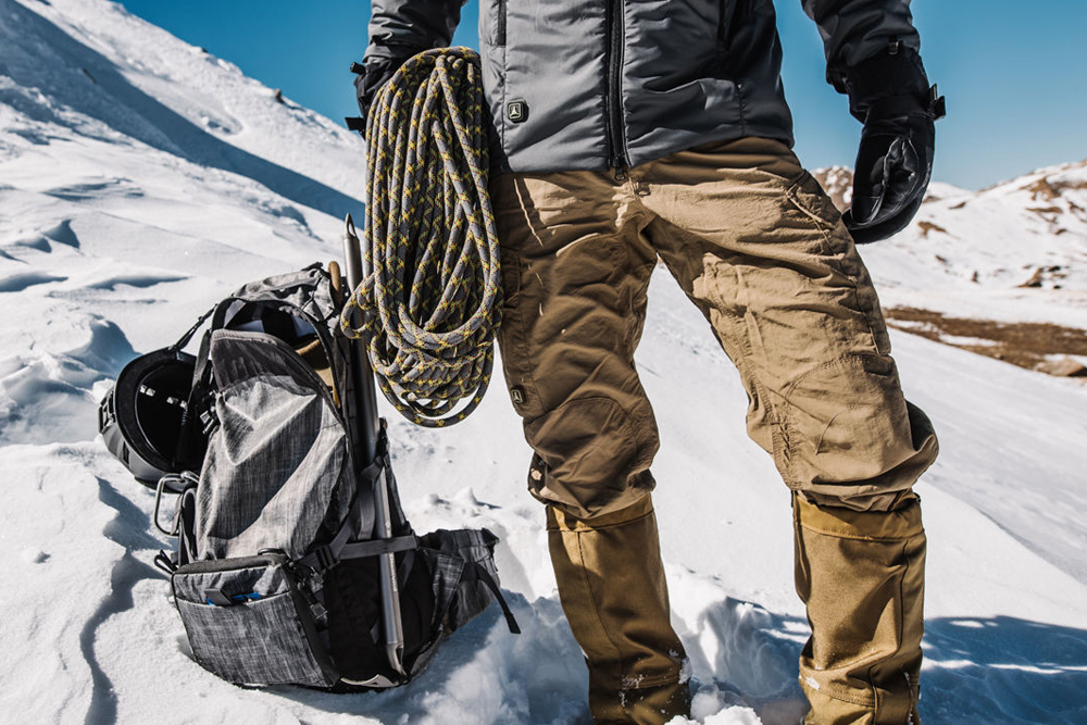 Buy Hiking and Mountain Pants