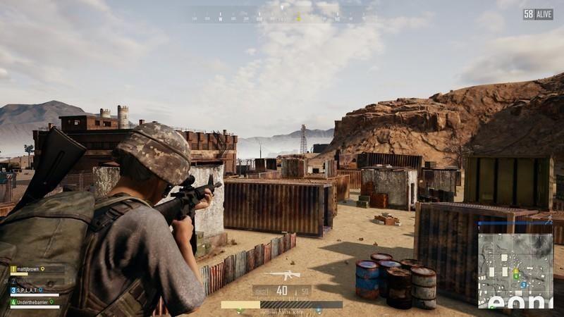 PlayerUnknown Battlegrounds Theforbiz