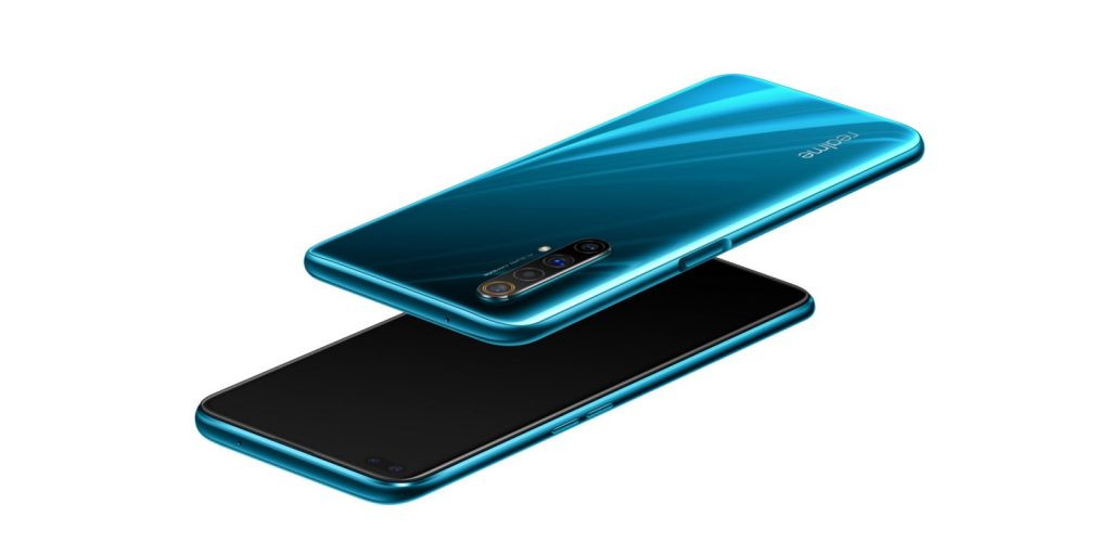 Realme X50 5G Theforbiz