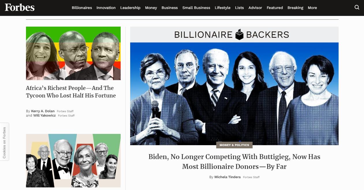 Forbes-Theforbiz