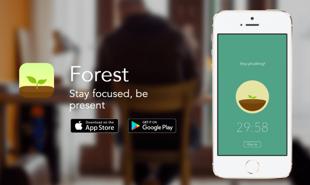 Forest App Theforbiz