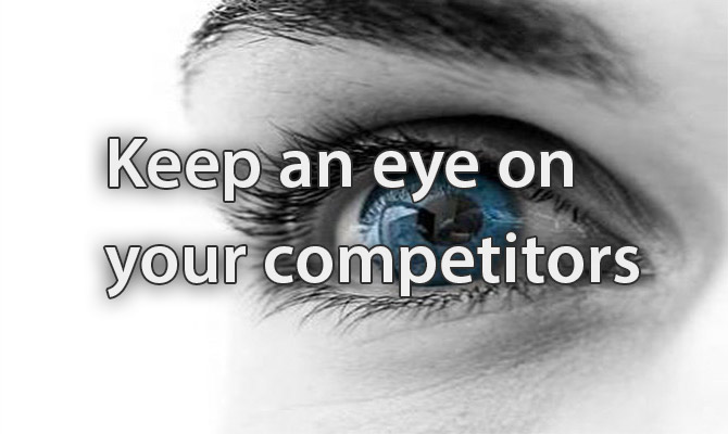 Keep an Eye on your Competitors Theforbiz