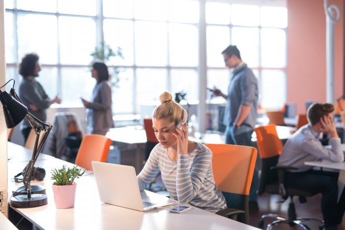 coworking office theforbiz
