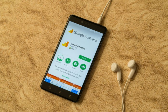 Google Analytics Android App