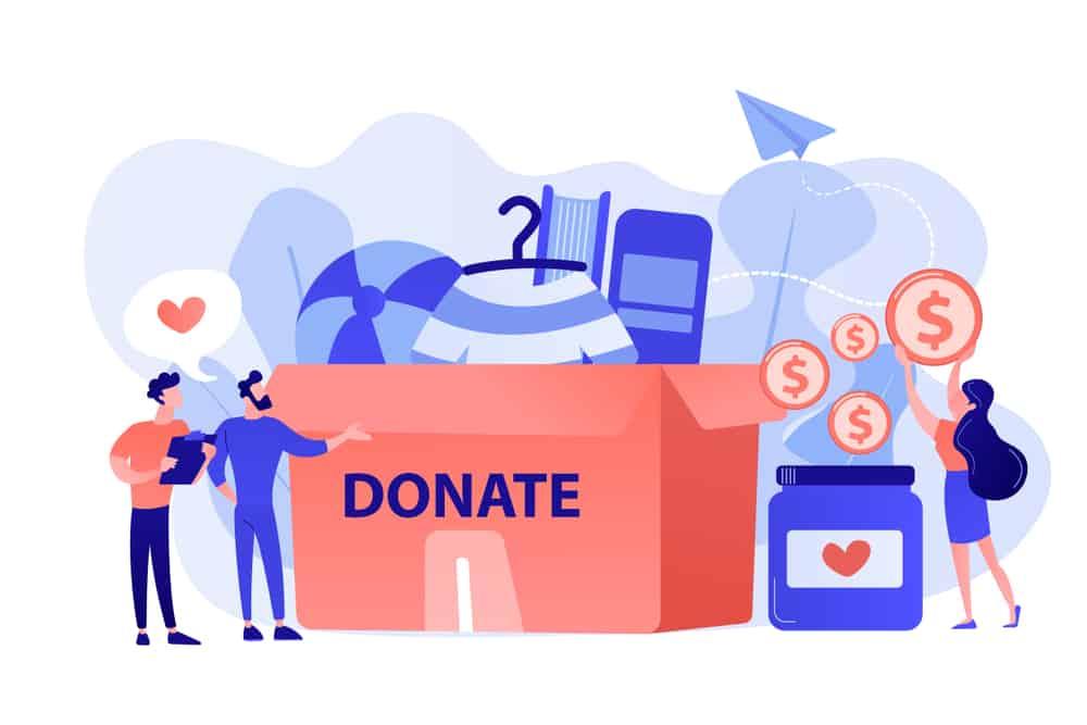 Donating-to-Charity-Theforbiz