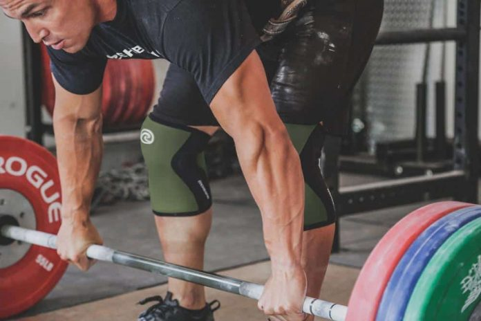 Knee Support for Lifting