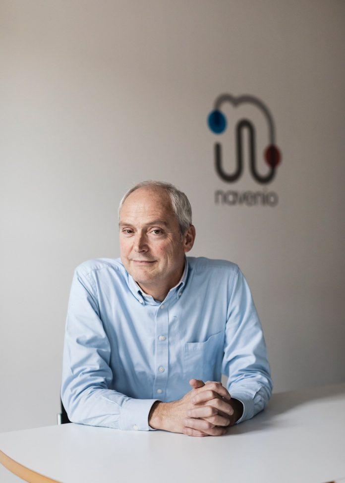 Tim Weil, CEO, Navenio