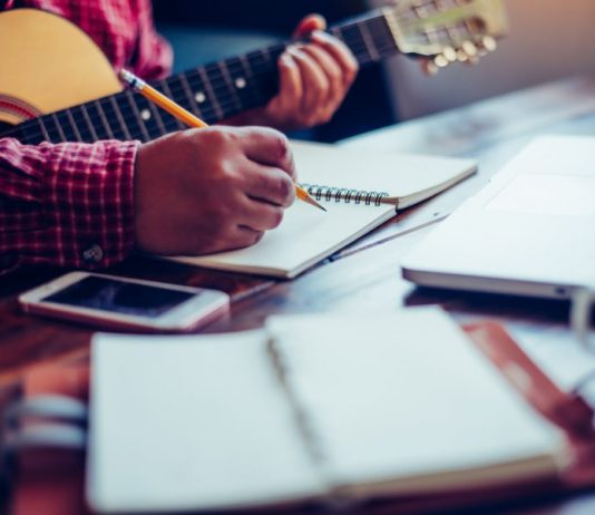 Denny Strickland Talks about How to Write a Song