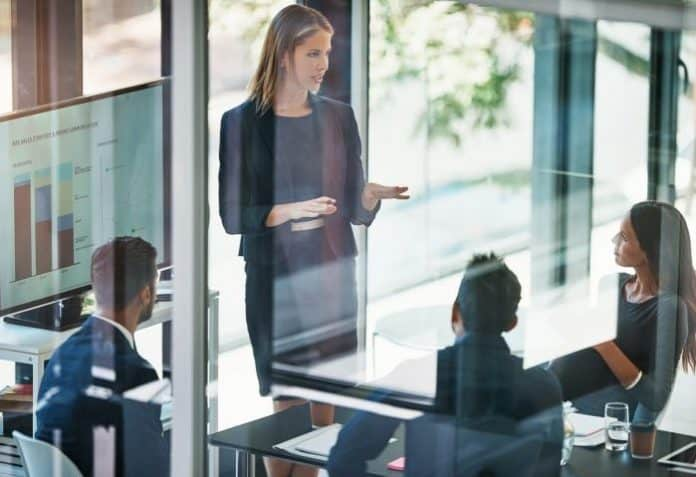 Female in a Male-Dominated Workplace