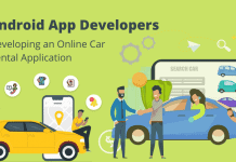 Developing an Online Car Rental Application