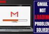 Gmail wont load