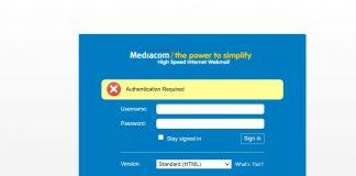 Mediacom Email
